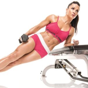 Sun 4/12, 12PM Registration for Legs/Glutes Workout Live with Oksana Grishina